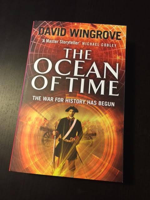 The Ocean of Time by David Wingrove