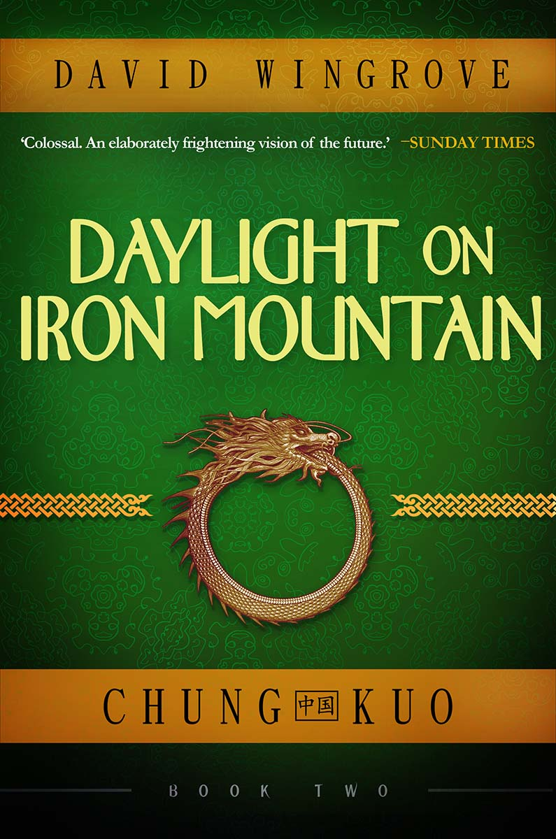 Daylight on Iron Mountain final cover